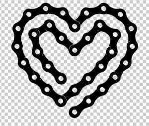 Cyclist heart